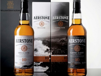 William Grant & Sons présente Aerstone