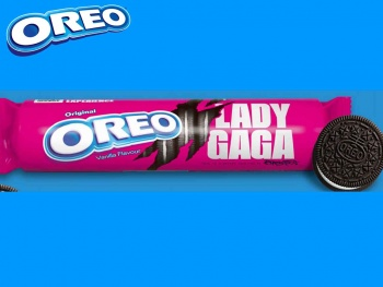 Oreo s'associe avec Lady Gaga à travers une collaboration inédite, à l'accent pop !