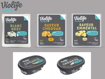 Violife présente son alternative 100% vegan