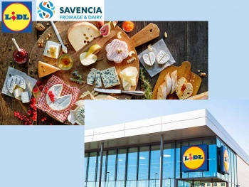 Lidl France signe un nouvel accord tripartite lait avec Savencia